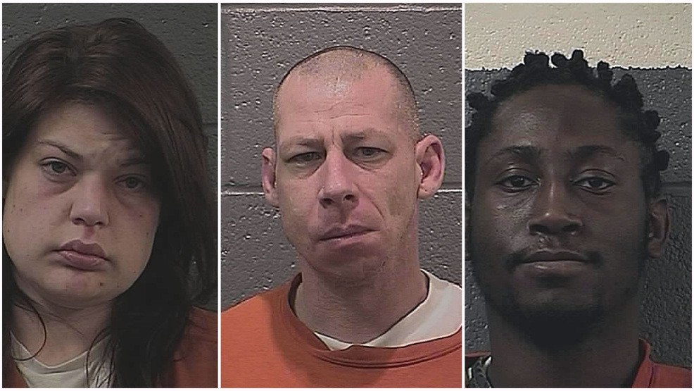 Elmore County deputies make multiple drug-related arrests | KBOI