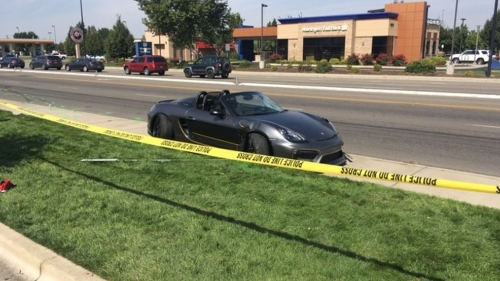 Driver of Porsche who crashed into crowd found guilty of