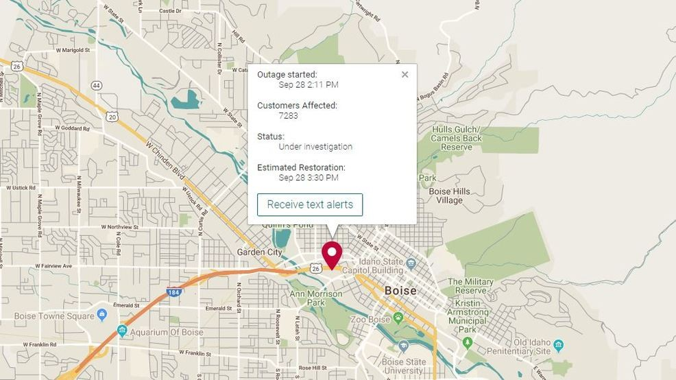 Power in downtown Boise restored after large outage Friday ...