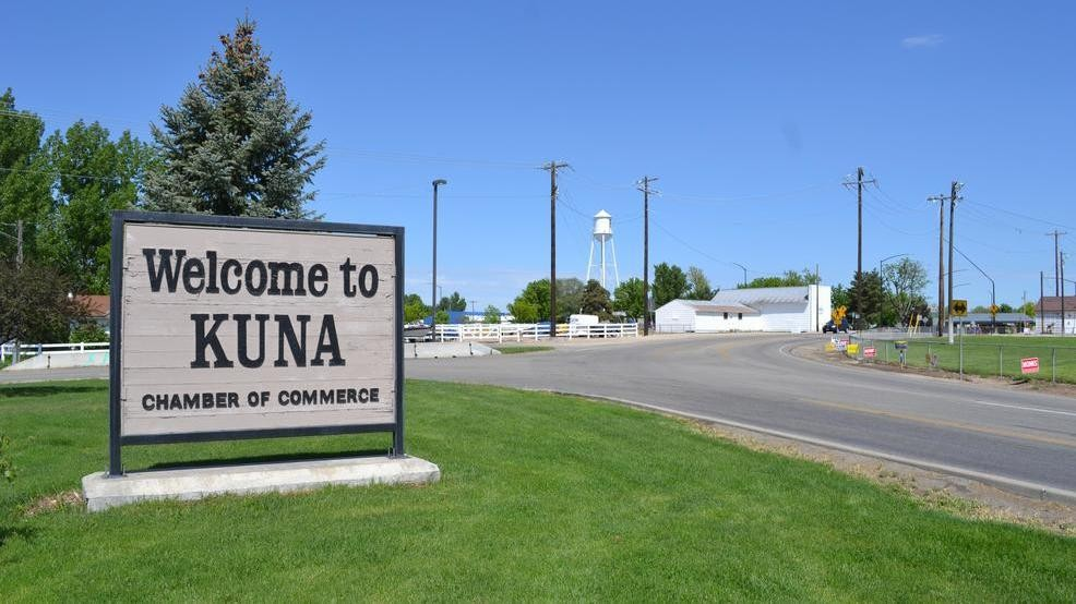 Nasty smell in Kuna coming from pond on Thompson Road, city