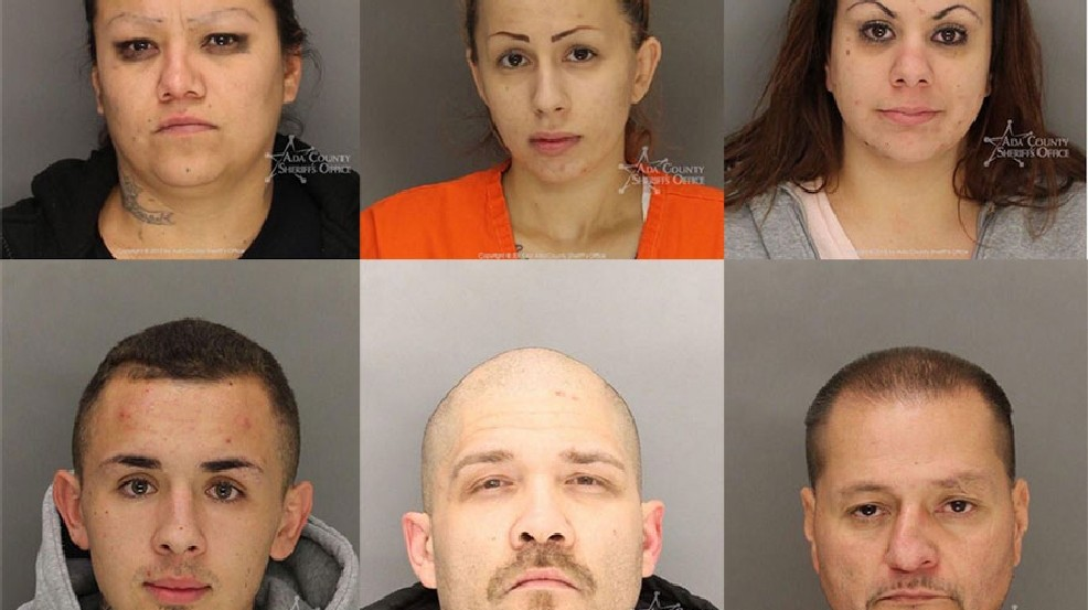 BPD arrests six for drug-related charges | KBOI