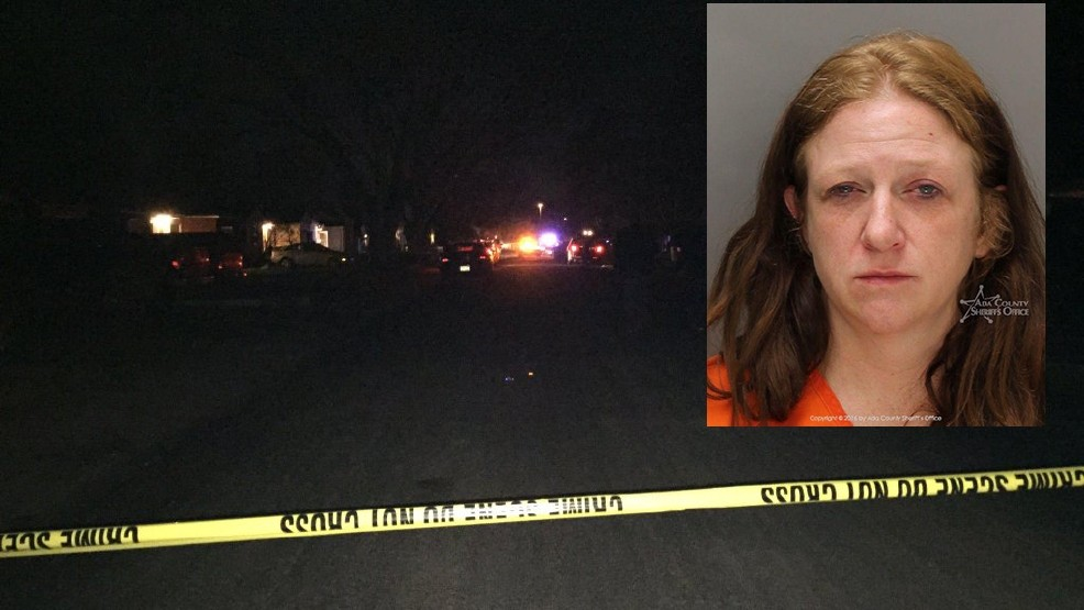 Woman identified in officer-involved shooting on Boise Bench