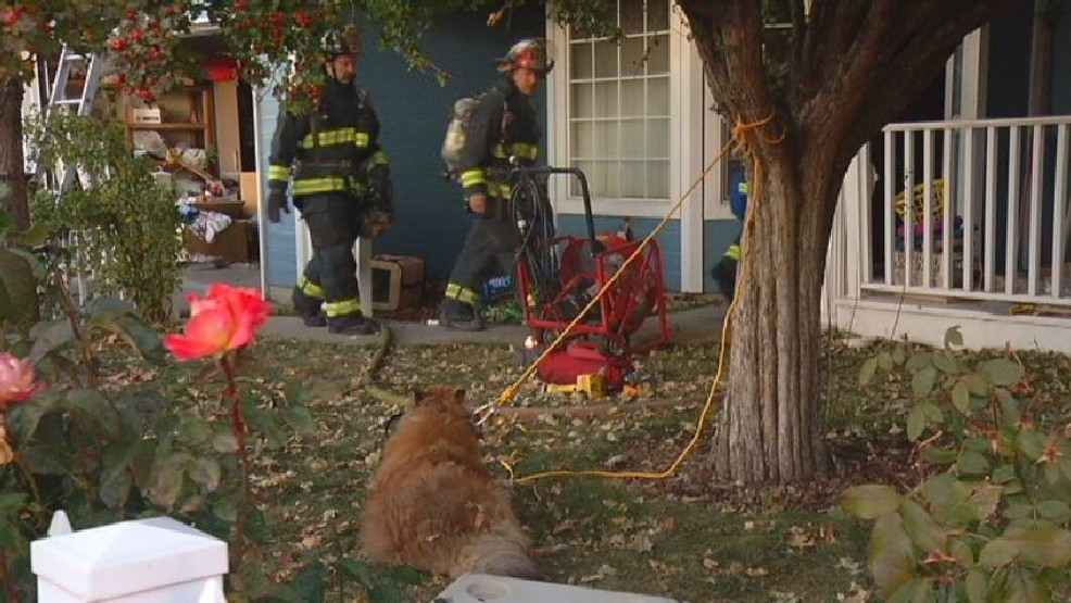 Boise house fire displaces owner and pets | KBOI