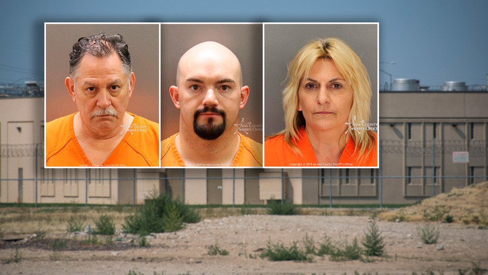 Boise PD: Drug raid leads to three arrests