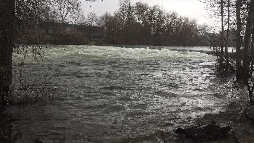 Boise River flows to bump up to 7,500 cfs by Friday | KBOI
