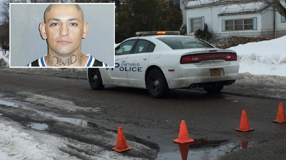 Wanted fugitive on the run in Ontario after eluding police