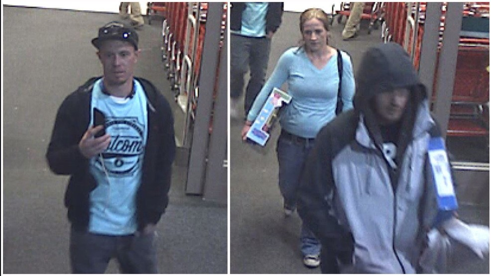 Trio who went shopping in Canyon County with stolen credit